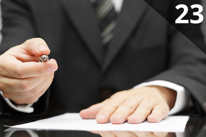 Appointing your tax representative in France